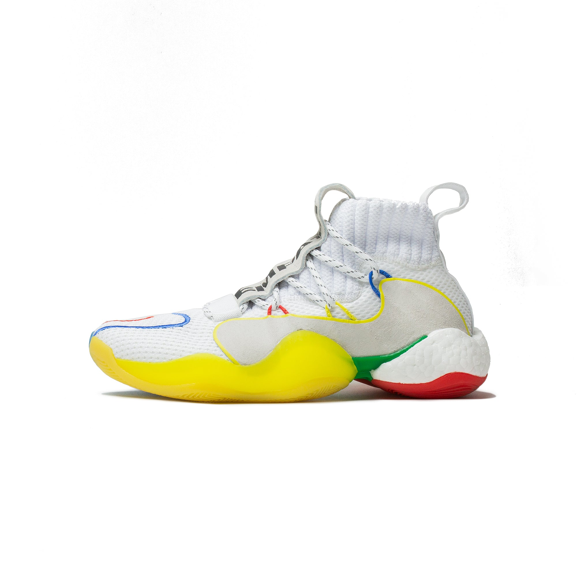 dad56b54c6747 adidas Crazy BYW LVL X Pharrell Williams  EF3500