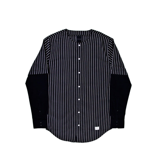 I Love Ugly SS Wool Crew Shirt - Black