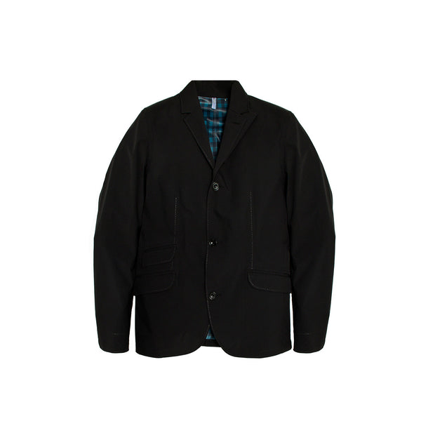 EFM Men's Westbrook Waterproof Blazer - Black/Navy
