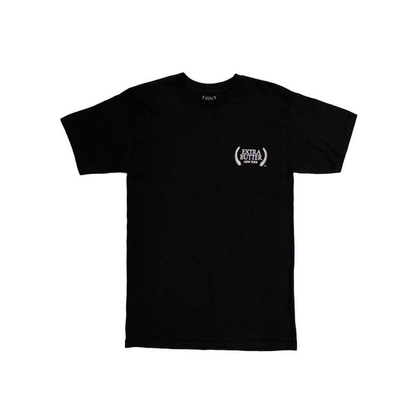 Extra Butter Official Selection Badge Tee - Black
