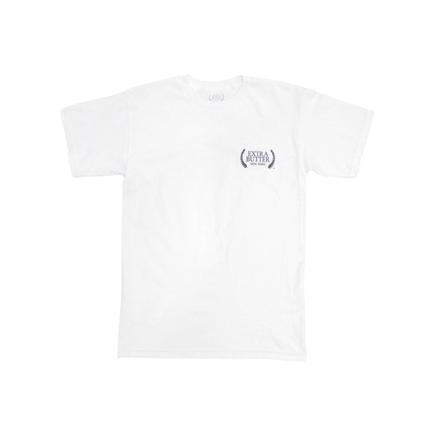 Extra Butter Official Selection Badge Tee - White