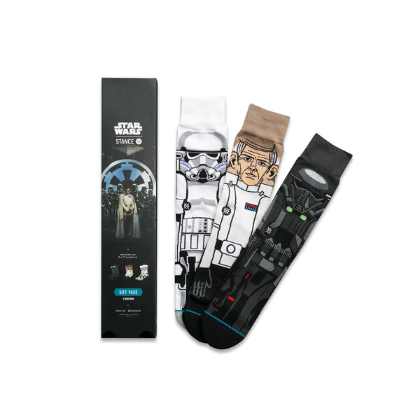 "Stance Socks x Star Wars ""Rogue One"" 3-Pair Set"