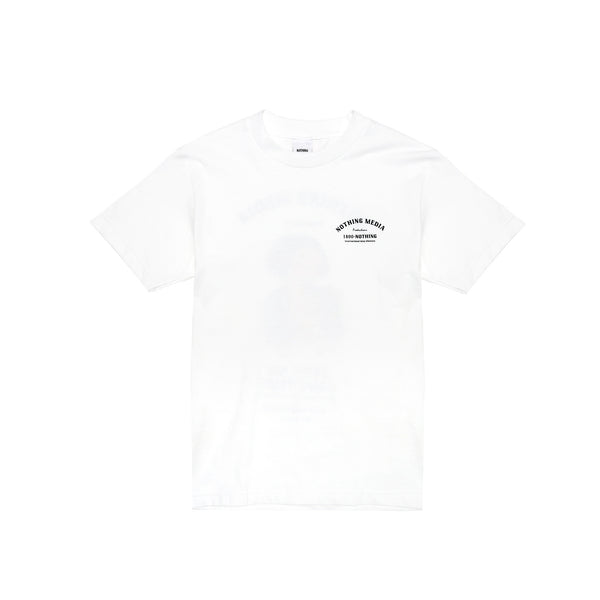"NOTHING ""Text Me"" Tee - White"