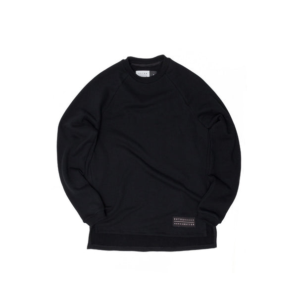 Extra Butter Narrator Zoom Crewneck - Black