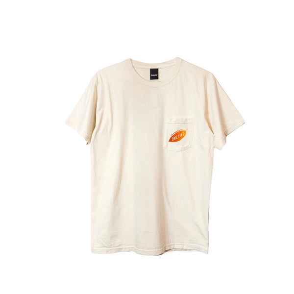 Only NY Orchards Tee - Natural