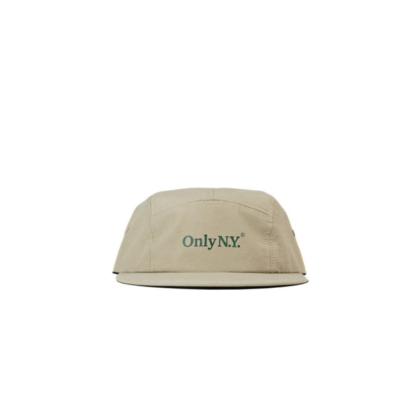 Only NY Hiking Longbill 5-Panel - Sand