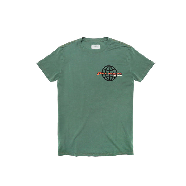 Premium Co Men's Cargo Classic Tee- Pond