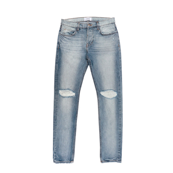 "Premium Co Men's ""Morrison"" Denim- Light Wash"