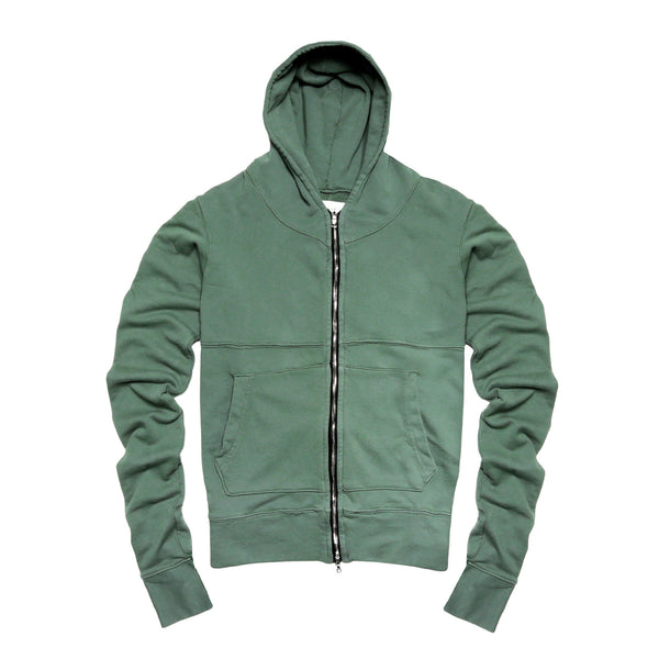 Premium Co Men's Full Zip- Pond