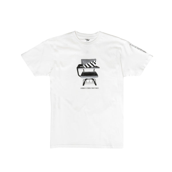 "Roc Nation ""Homeroom"" Tee- White"