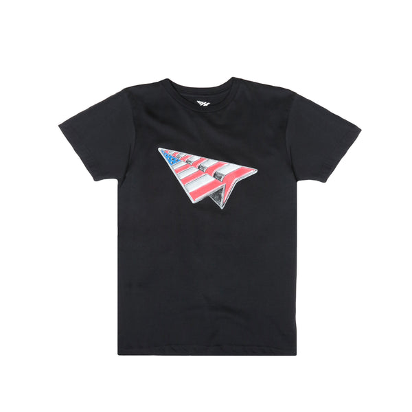 "Roc Nation ""Salute"" Tee- Black"