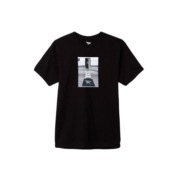 Roc Nation Men's Clear Port Tee - Black