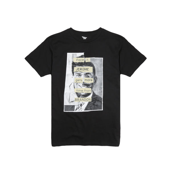 Roc Nation Men's Jerome Tee - Black