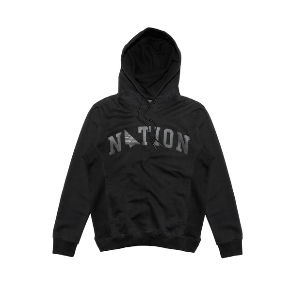 Roc Nation Men's Tonal Nation Hoodie - Black