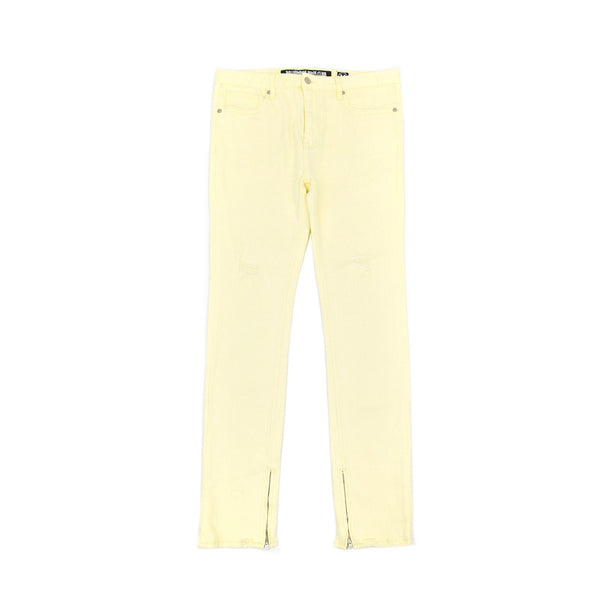 Billionaire Boys Club Solar Jean - Vanilla Custard