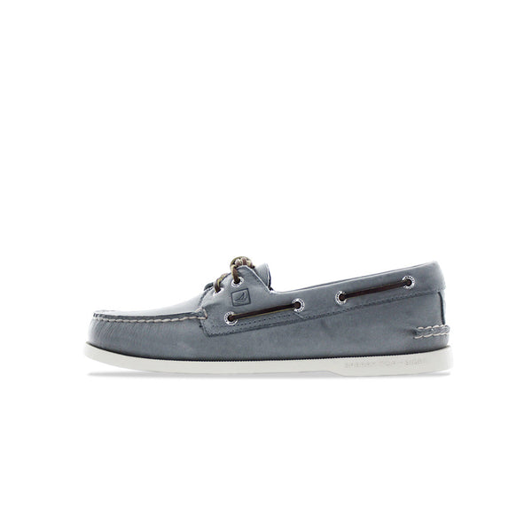 Sperry Men's A/O 2 Eye Burnished - Grey