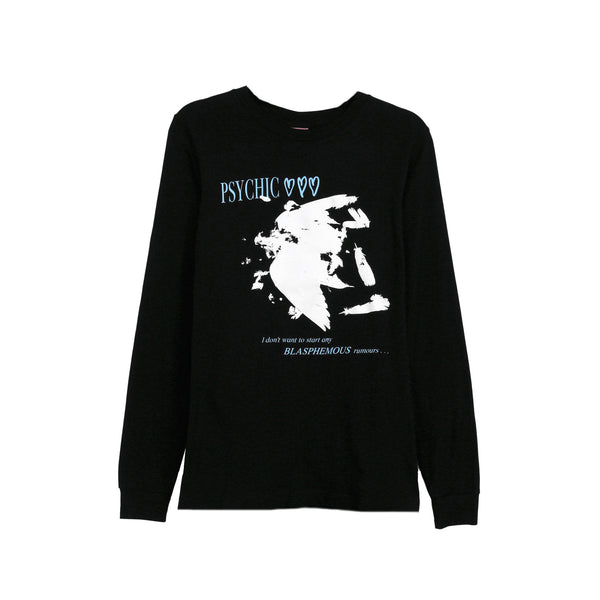 Psychic Hearts Small Mercies Longsleeve - Black