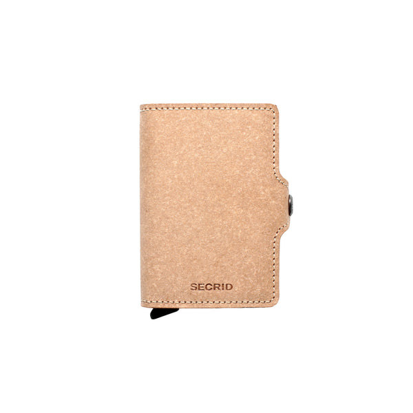 Secrid Twin Miniwallet - Recycled Natural