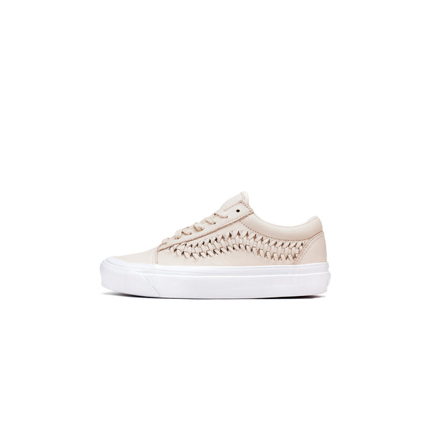 Vans Women's Leather Old Skool Weave DX [VN0A38G9MTI]
