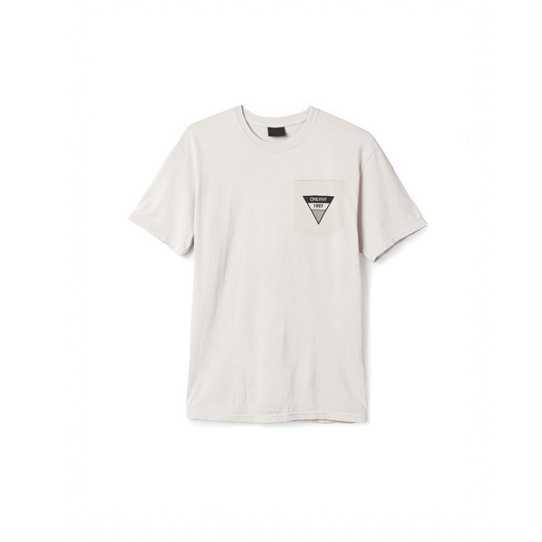 Only NY Station Pocket Tee - Sand