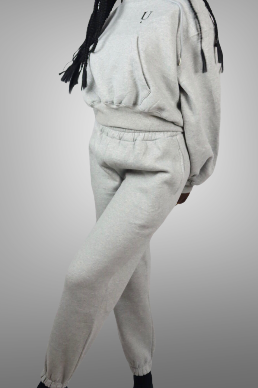 LIGHT GREY PALOMA SWEATPANTS uloani.myshopify.com