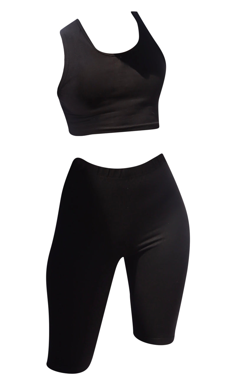 BLACK OLIVIA CROP TOP SET uloani.myshopify.com