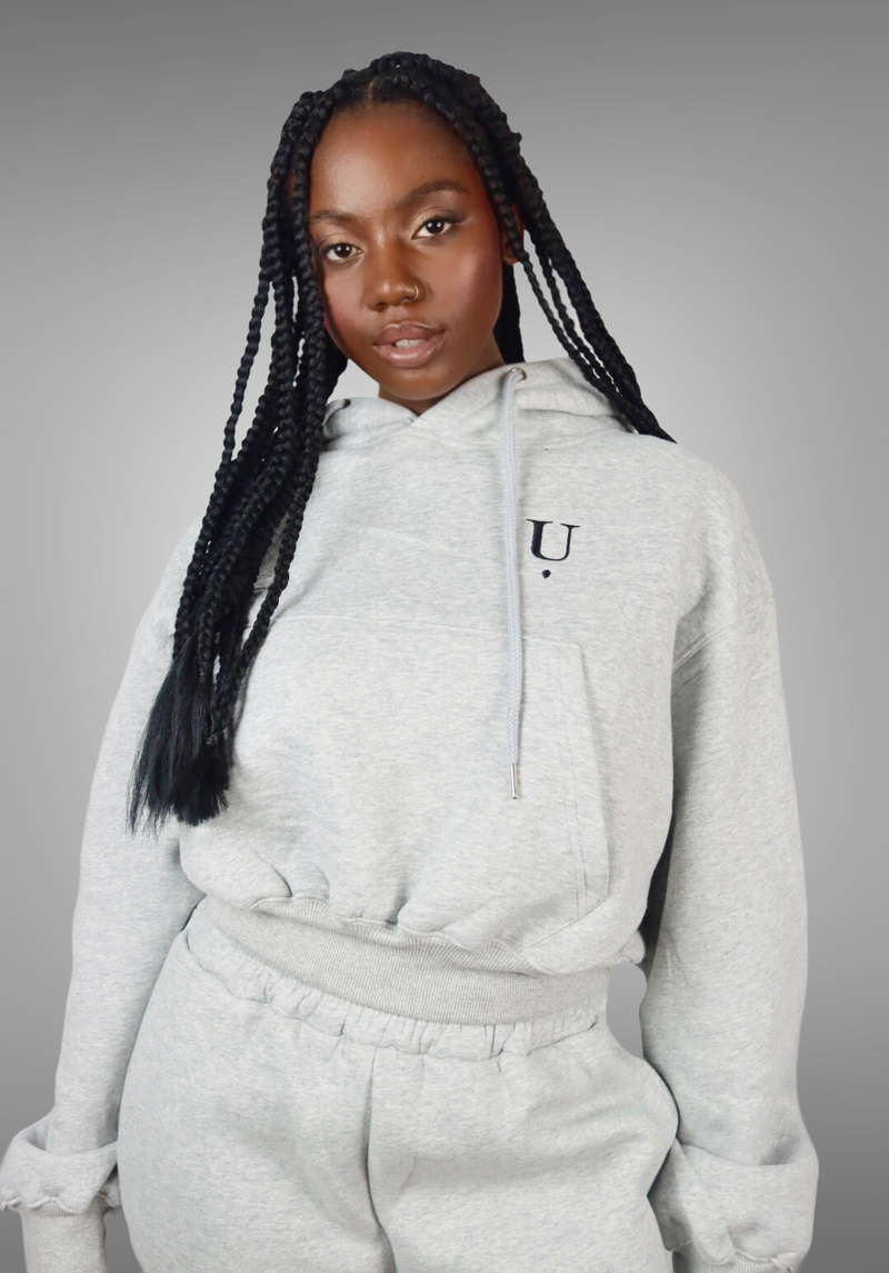 LIGHT GREY PALOMA SWEATSHIRT uloani.myshopify.com