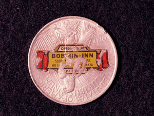 1923 Peace Dollar-Stickered: Bob'Bin-Inn