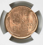 1929-S Lincoln Cent NGC MS64RD