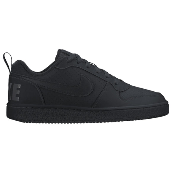 Jungen Sneaker Nike Recreation Low (GS) Schwarz