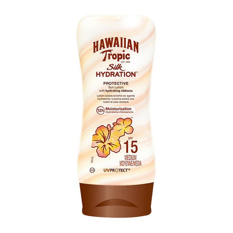 Sonnenlotion Silk Hawaiian Tropic