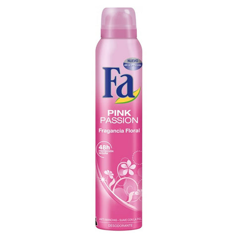 Deospray Pink Passion Fa (200 ml)