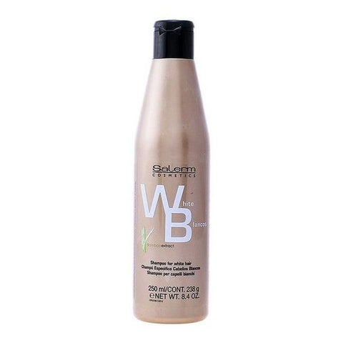 Shampoo White Salerm (250 ml)