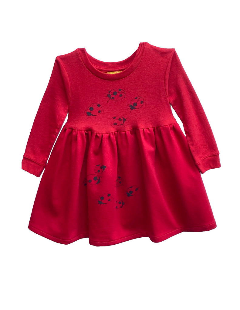 Fall Lady Bug Dress