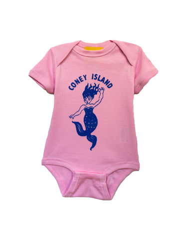 Coney Island Mermaid Onesie
