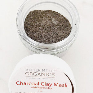Organic Activated Charcoal Face Mask | AmeriSkin Naturals
