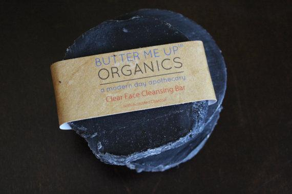 Organic Activated Charcoal Face Wash Soap | AmeriSkin Naturals