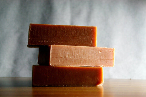 French Red Clay Soap | AmeriSkin Naturals