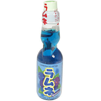 Ramune Soda - Blueberry 6.6 oz Shadow Anime