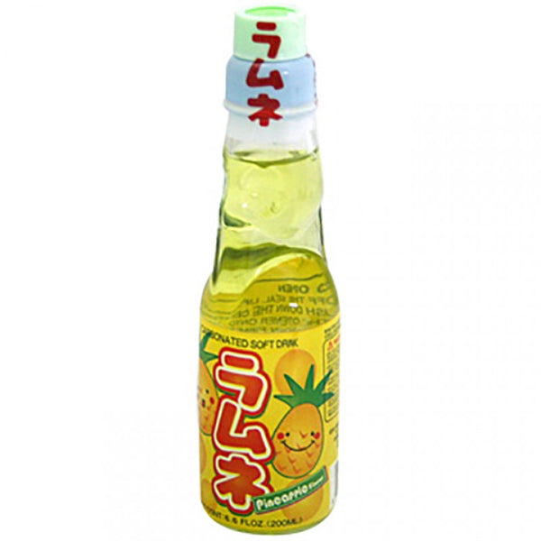 Ramune Soda - Pineapple 6.6 oz Shadow Anime