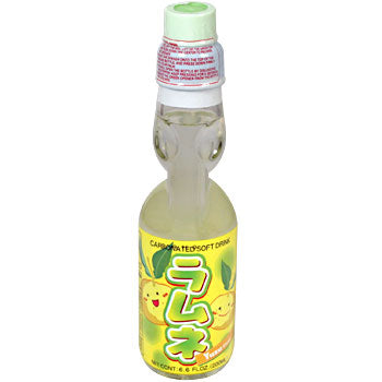 Ramune Soda - Yuzu 6.6 oz Shadow Anime