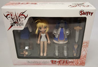 Shifty Fate/Stay Night Saber Dress Up Figure