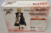Shifty Fate/Stay Night Saber Dress Up Figure Back