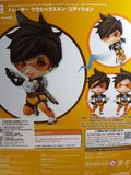 Overwatch Tracer Classic Skin Edition Nendoroid Figure Back Close Up