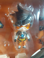 Overwatch Tracer Classic Skin Edition Nendoroid Figure Front Close Up