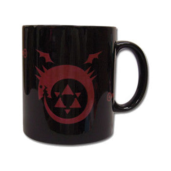 Fullmetal Alchemist Brotherhood - Ouroboros Mug Shadow Anime