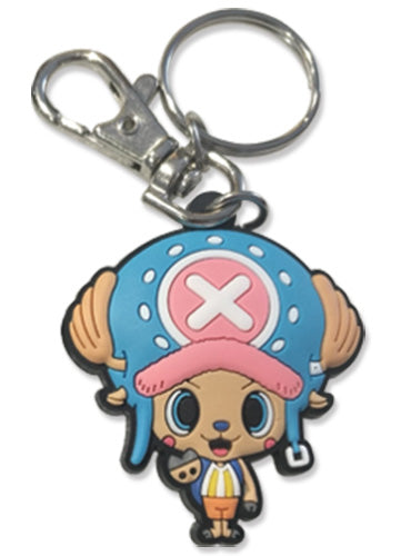 One Piece Tony Tony Chopper Keychain