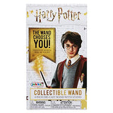 "Jakks Harry Potter Collectible 4"" Die-Cast Mini Wand W/ Stand - 1 Random Blind Box Cover"