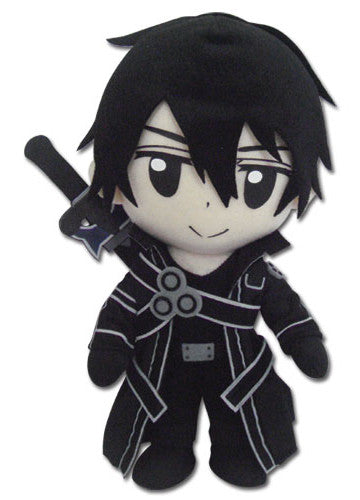 "Sword Art Online Kirito 9"" Plush Doll"
