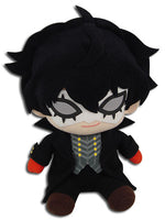 Persona 5 Phantom Thief Version Sitting Pose Plush Doll